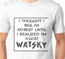 Watsky woah woah woah  Unisex T-Shirt