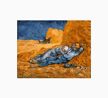 Vincent van Gogh - Rest from Work Unisex T-Shirt