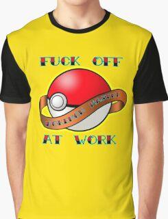 Pokemon master Graphic T-Shirt