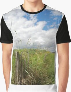 Beside the seaside Graphic T-Shirt