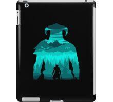Dragonborn Silhouette iPad Case/Skin