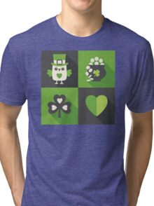 Irish Eyes Are Smiling Tri-blend T-Shirt