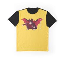 Winged Destroyer Graphic T-Shirt