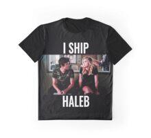 I Ship Haleb Graphic T-Shirt
