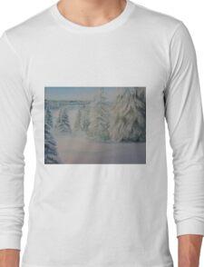 Winter In Gyllbergen Long Sleeve T-Shirt
