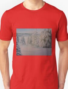 Winter In Gyllbergen Unisex T-Shirt