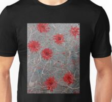 Flowers in the Garden II Unisex T-Shirt