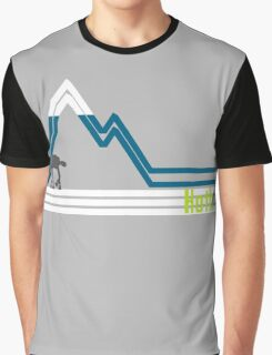 Vintage Vacation SciFi Graphic T-Shirt