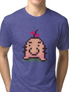 Mr. Saturn - Earthbound Tri-blend T-Shirt