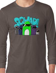 Penguin Squad Unite Long Sleeve T-Shirt