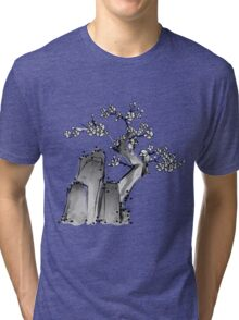 Two Birds Tri-blend T-Shirt