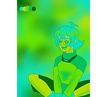 Acceptable in the 80s Pidge Photographic Print