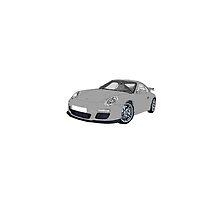 Porsche 911 Always on Top Gears cool wall by Radwulf