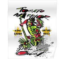 tomato warrior Poster