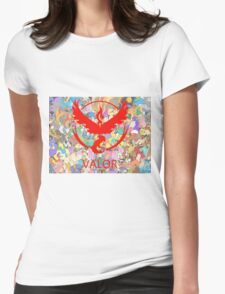 TeamValor Womens Fitted T-Shirt