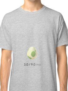 Pokemon Go Pregnancy Announcement Shirt Classic T-Shirt