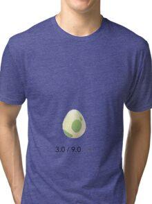 Pokemon Go Pregnancy Announcement Shirt Tri-blend T-Shirt