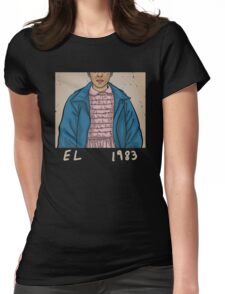 1983 Womens Fitted T-Shirt
