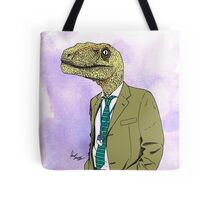 Snappy Businessman Tote Bag