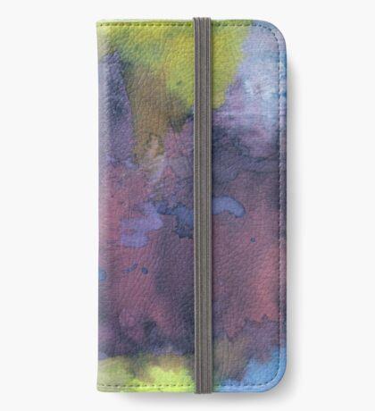 Color Wash iPhone Wallet/Case/Skin