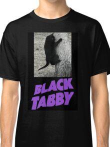 Black Tabby  Classic T-Shirt