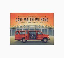 Dave Matthews Band, SUMMER TOUR 2016 JOHN PAUL JONES ARENA CHARLOTTESVILLE VA Unisex T-Shirt