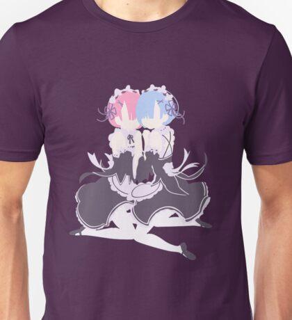 Re: Zero - Rem & Ram Unisex T-Shirt