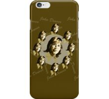 John Denver [Brown] #2 iPhone Case/Skin