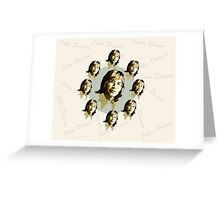 John Denver [Brown] #2 Greeting Card
