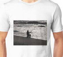 The next fish is mine Unisex T-Shirt