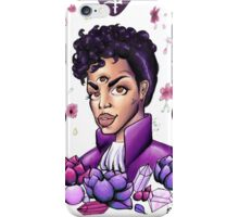 Rasberry Beret  iPhone Case/Skin