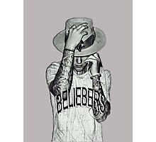 JUSTIN BIEBER Photographic Print