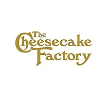 The Cheesecake Factory Photographic Print