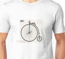 Penny Farthing 1891 Unisex T-Shirt