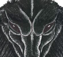 Black Prisma Baphomet Sticker