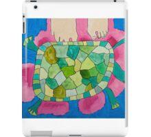 Trevor the Turtle by Mimari iPad Case/Skin