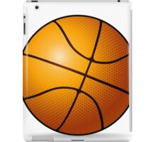 Basketball ball iPad Case/Skin