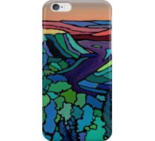 Evening on the Peace iPhone Case/Skin