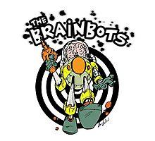 Brain Bots Photographic Print