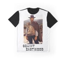 Squint Eastwood Graphic T-Shirt
