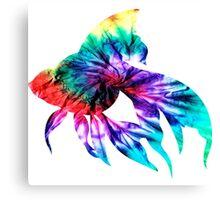 Colorfish Canvas Print