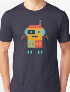 Happy Robot Unisex T-Shirt