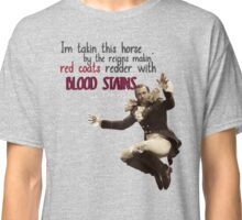 Americas favorite fighting frenchman Classic T-Shirt