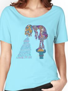 Foster The People Women's Relaxed Fit T-Shirt