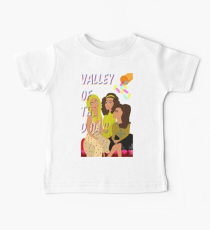 Valley of the Dolls Baby Tee