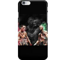 mma iPhone Case/Skin