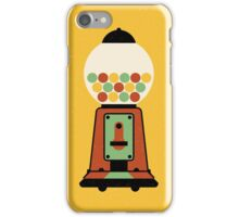 Gumball Machine iPhone Case/Skin