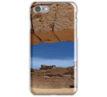 A little bit of Australian History Disappearing under the sand iPhone Case/Skin