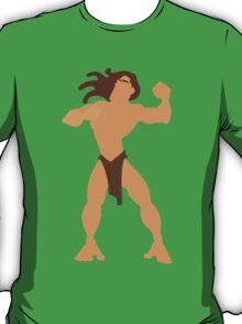 Tarzan Illustration T-Shirt