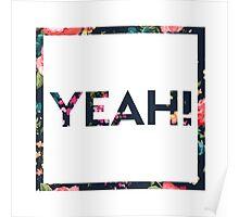 Yeah! Poster